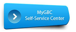 Click to enter the MyGBC Self-Service Center.