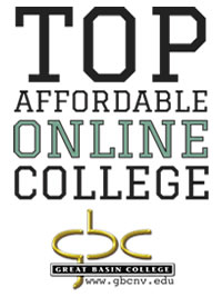 2016 GBC Top Online School graphic.