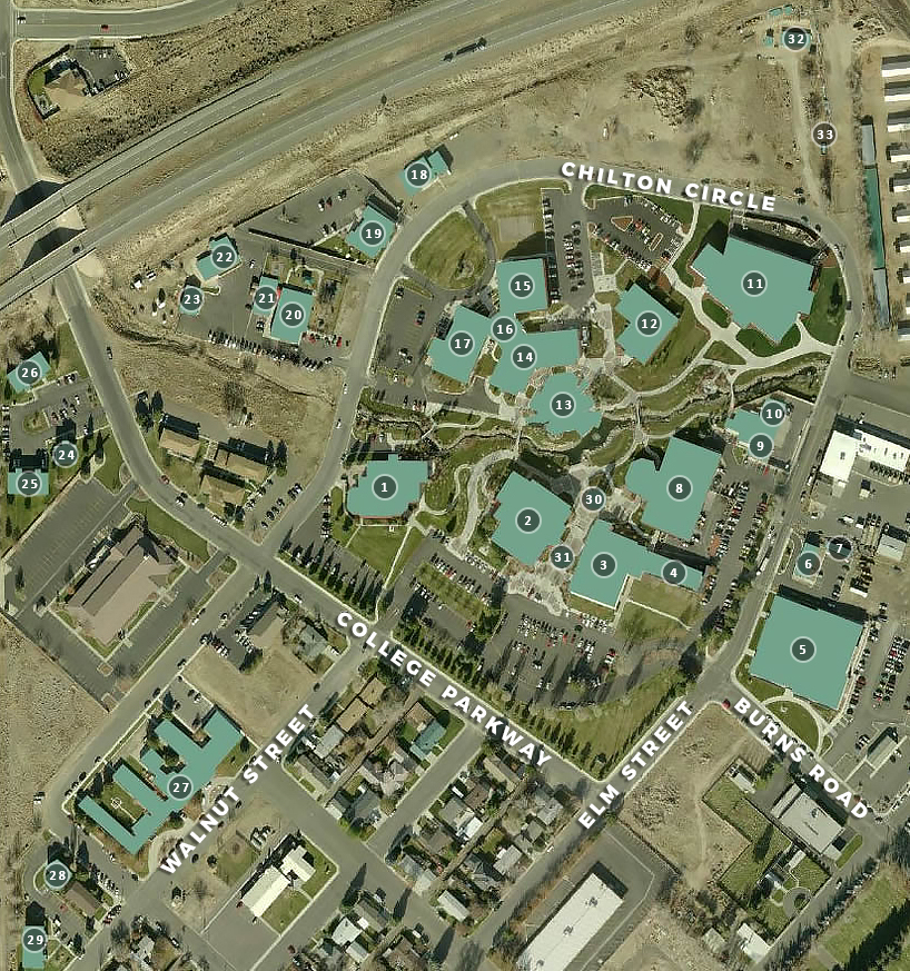 great basin college  maps